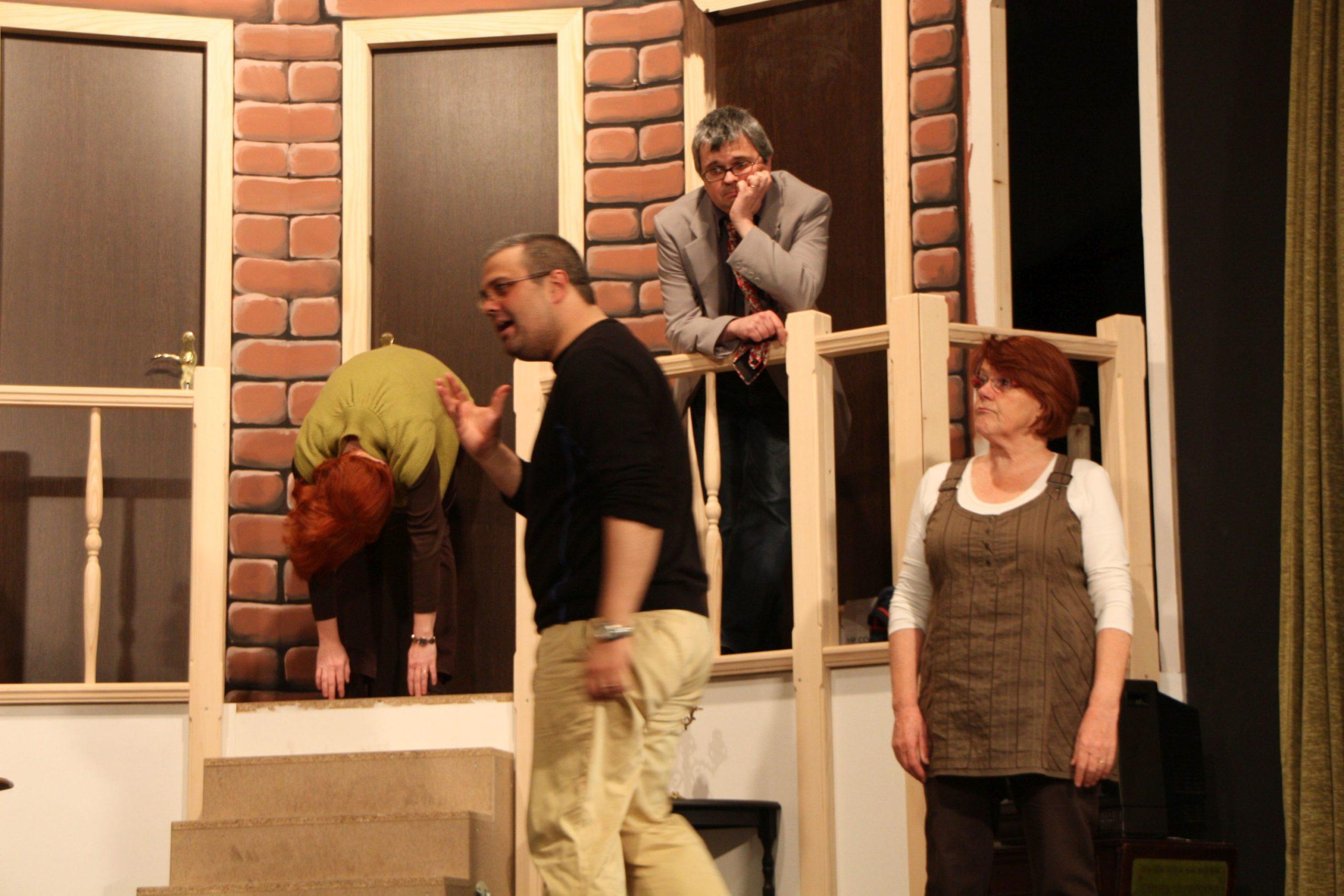 Der Nackte Wahnsinn 2012 - Sulzbacher Kellertheater