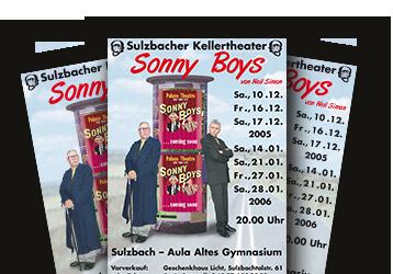 Die Sonny Boys 2005